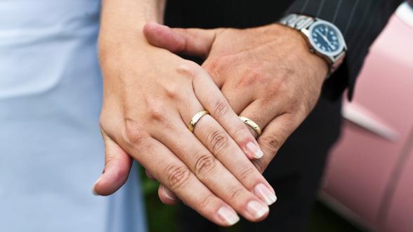 Für Ehe und Familie - gegen die Heiratsstrafe