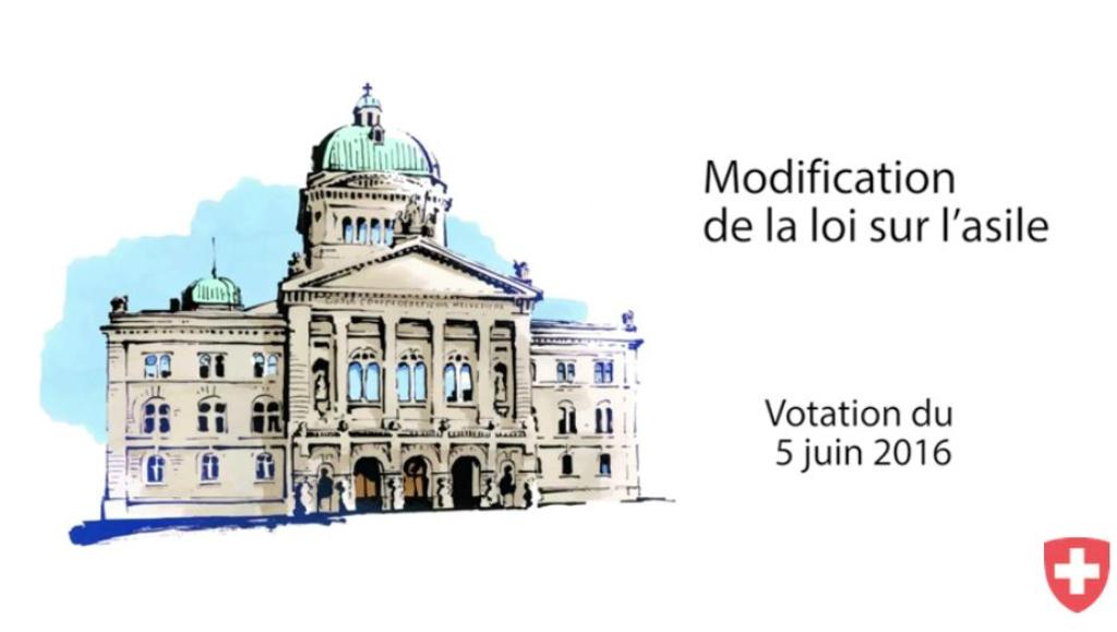 Votation populaire du 5 juin 2016 - Modification bureau association loi ...